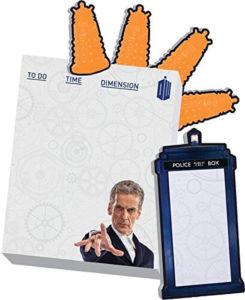 Doctor Who Sticky Notepad