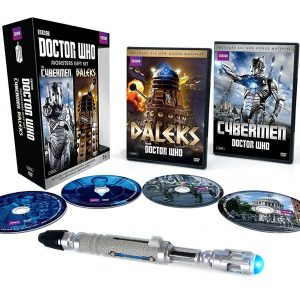 Doctor Who Villains Giftset