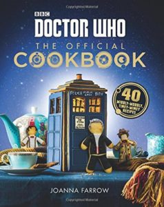 Official Doctor Who Cookbook
