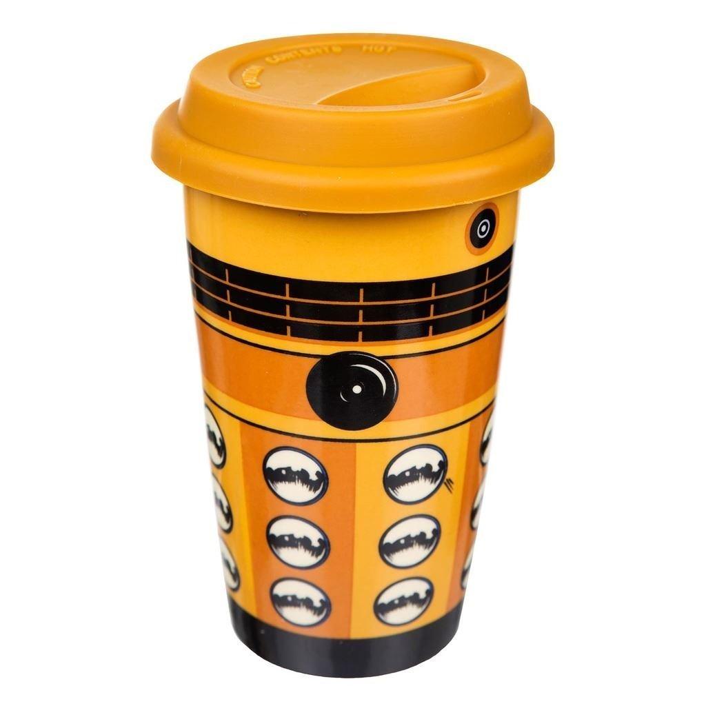 Doctor Who Ceramic Travel Mug